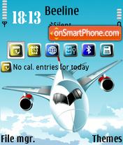 Aero 02 es el tema de pantalla