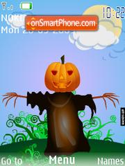 Swf daytime steered halloween es el tema de pantalla