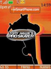 TonyHawk theme screenshot