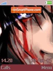 Blood Kawai es el tema de pantalla