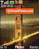 Golden Gate Bridge es el tema de pantalla