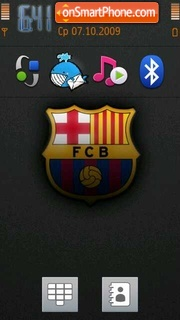 Baca AC tema screenshot