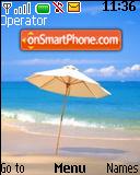 Sand Beach es el tema de pantalla