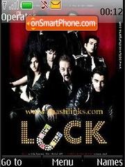 Luck es el tema de pantalla
