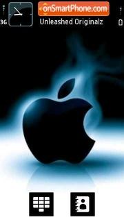 Dark Apple theme screenshot