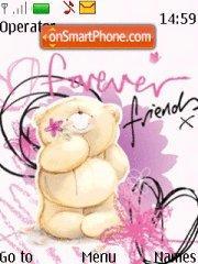Forever Friends 10 es el tema de pantalla
