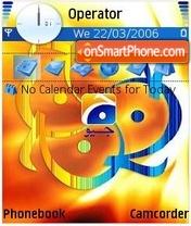 GEO TV tema screenshot