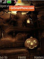 Haunted 01 es el tema de pantalla
