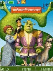 Shrek 04 es el tema de pantalla
