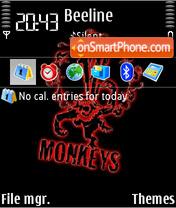 12 Monkeys 01 es el tema de pantalla
