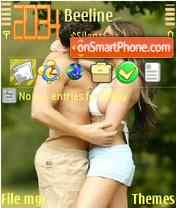Couple love es el tema de pantalla