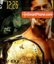 Batista 05 theme screenshot