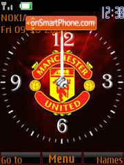United Clock es el tema de pantalla