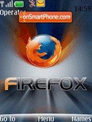 Firefox 09 theme screenshot