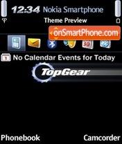 Top Gear 04 es el tema de pantalla