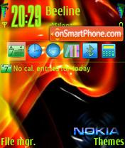 Crash Nokia es el tema de pantalla