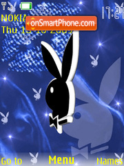 PlaYboY theme screenshot