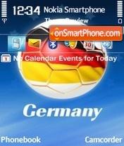 Germany 02 es el tema de pantalla