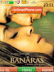 Banaras theme screenshot