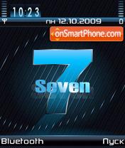 Seven es el tema de pantalla
