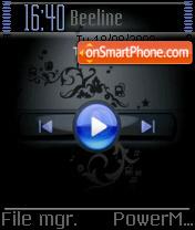 Wmp 12 theme screenshot