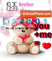 You And Me 01 es el tema de pantalla