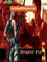 Sheva Alomar theme screenshot