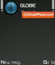 Blackline theme screenshot