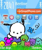 Little friends MCC theme screenshot
