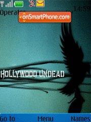 Hollywood undead theme screenshot