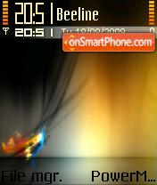 Super Vista theme screenshot