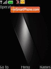 Black Edition Style es el tema de pantalla