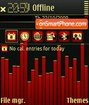 Equalizer 05 theme screenshot