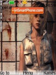 Silent hill 3 theme screenshot