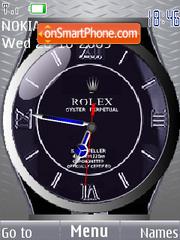 Swf rolex2 es el tema de pantalla