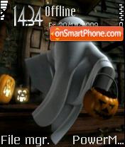Halloween Costumes es el tema de pantalla