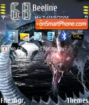 Dragon 01 es el tema de pantalla