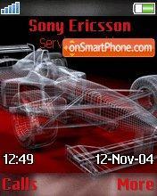 Formula1 es el tema de pantalla