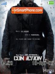 Splinter Cell:Conviction es el tema de pantalla