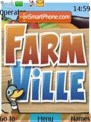 Farmville theme screenshot