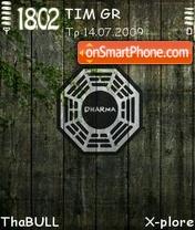 Lostdharma tema screenshot