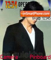 My name is khan theme screenshot