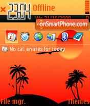 Miami 01 es el tema de pantalla