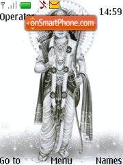Shri Ram theme screenshot