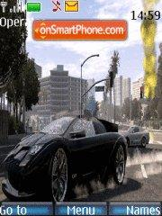 GTA 5 theme screenshot