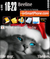 Natalino theme screenshot