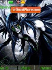 Ulquiorra Schiffer theme screenshot