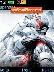 Crysis ls theme screenshot