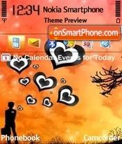 Love 05 es el tema de pantalla