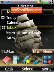 Digital boat es el tema de pantalla
